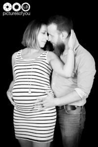 Photo grossesse Sarah et William par Laurent Bossaert - Studio Pictures of You -13