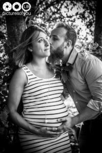 Photo grossesse Sarah et William par Laurent Bossaert - Studio Pictures of You -9
