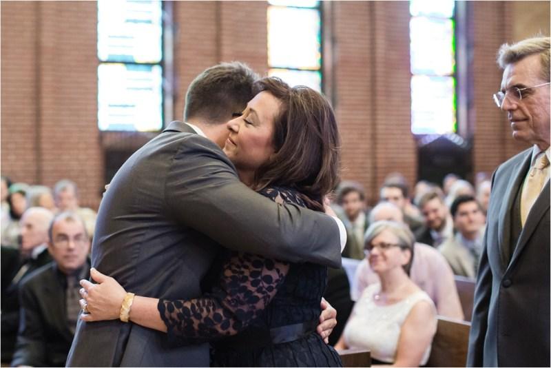 Christ the King Catholic Church Wedding Cain's Ballroom Reception Tulsa Oklahoma_0023