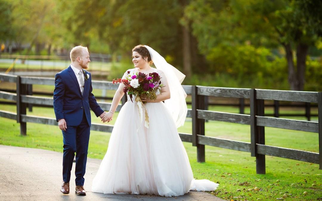 Taylor + Derek | Spain Ranch Wedding Tulsa, Oklahoma