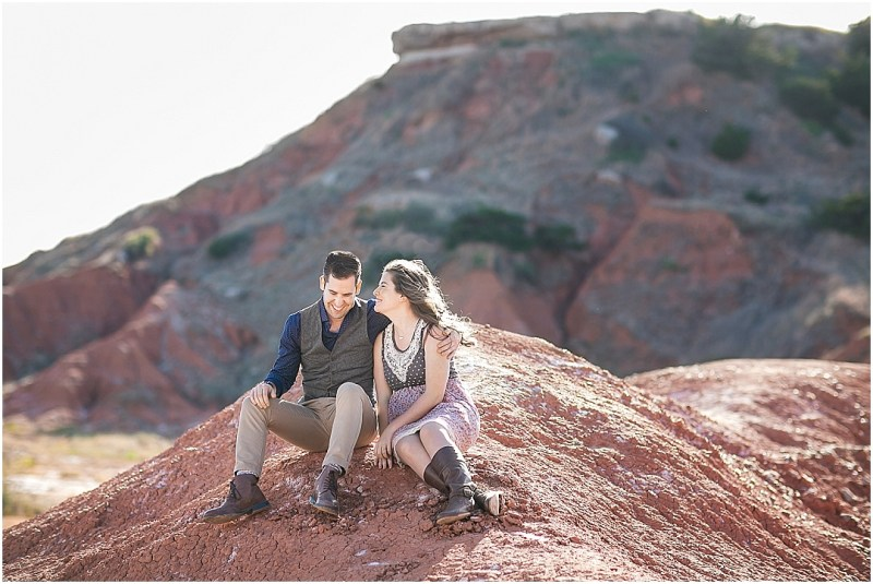 Gloss Mountain State Park Engagement Session Enid Oklahoma Tulsa Wedding_0040