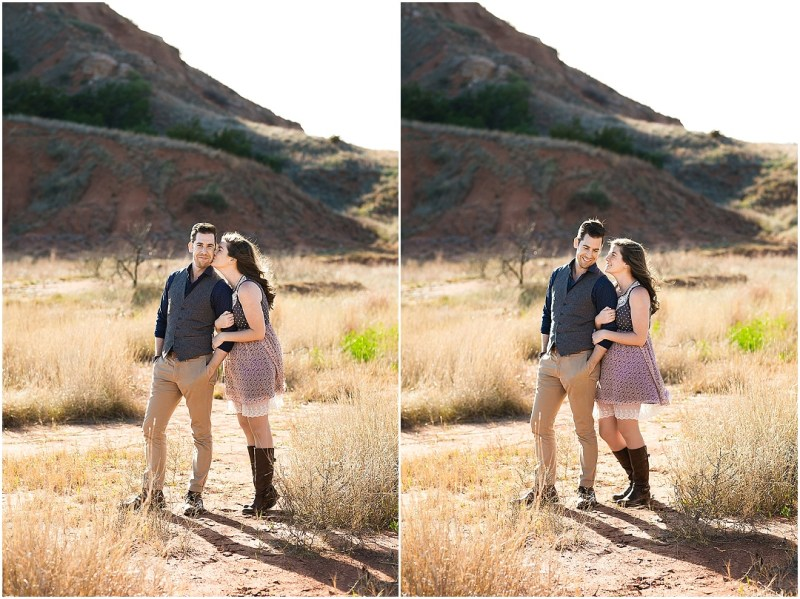 Gloss Mountain State Park Engagement Session Enid Oklahoma Tulsa Wedding_0045