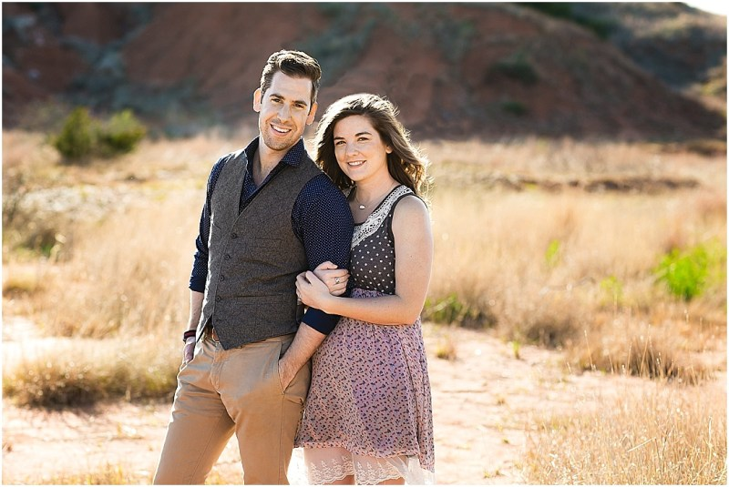 Gloss Mountain State Park Engagement Session Enid Oklahoma Tulsa Wedding_0046