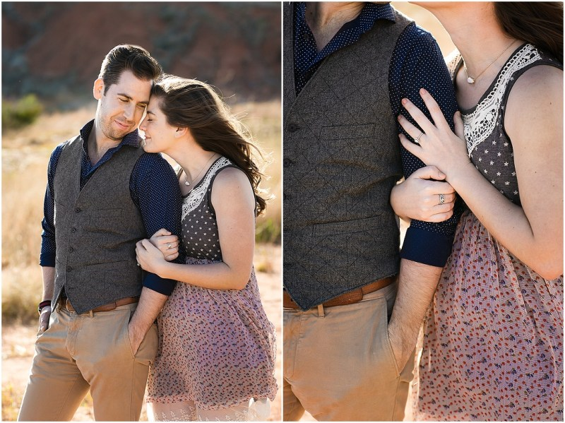Gloss Mountain State Park Engagement Session Enid Oklahoma Tulsa Wedding_0047