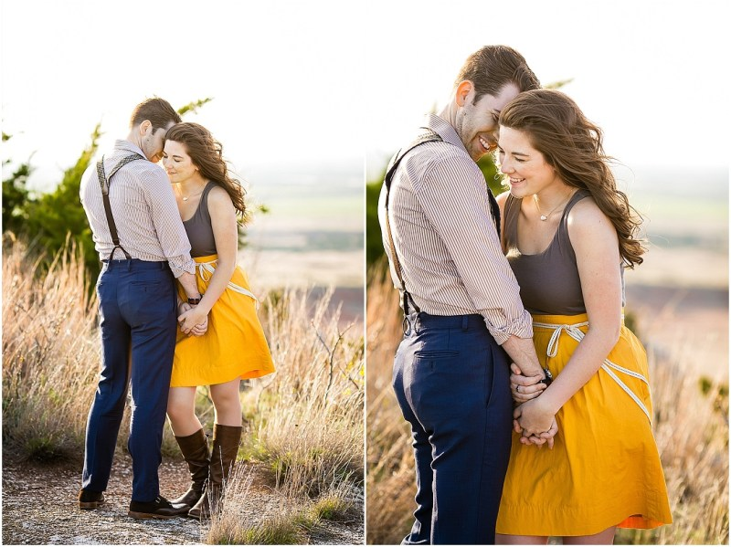 Gloss Mountain State Park Engagement Session Enid Oklahoma Tulsa Wedding_0067