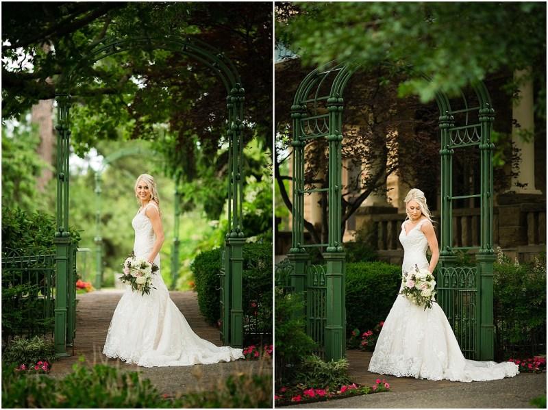 Gilcrease Museum Bridal Picturesque Photos by Amanda Tulsa Oklahoma_0001