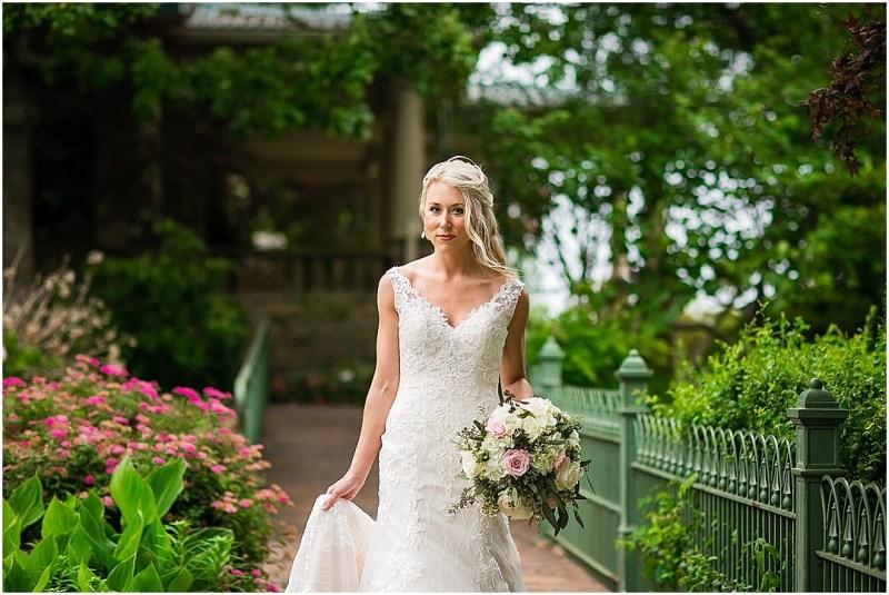Gilcrease Museum Bridal Picturesque Photos by Amanda Tulsa Oklahoma_0004
