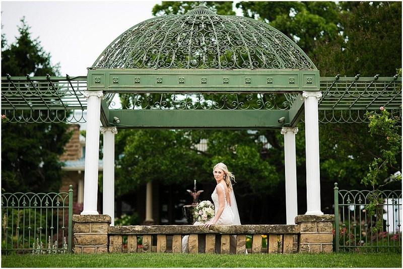 Gilcrease Museum Bridal Picturesque Photos by Amanda Tulsa Oklahoma_0014