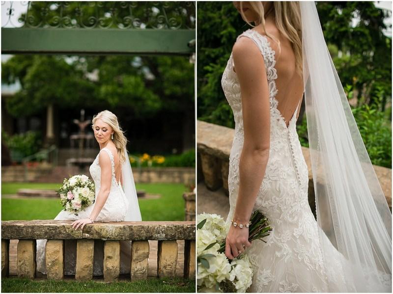 Gilcrease Museum Bridal Picturesque Photos by Amanda Tulsa Oklahoma_0015