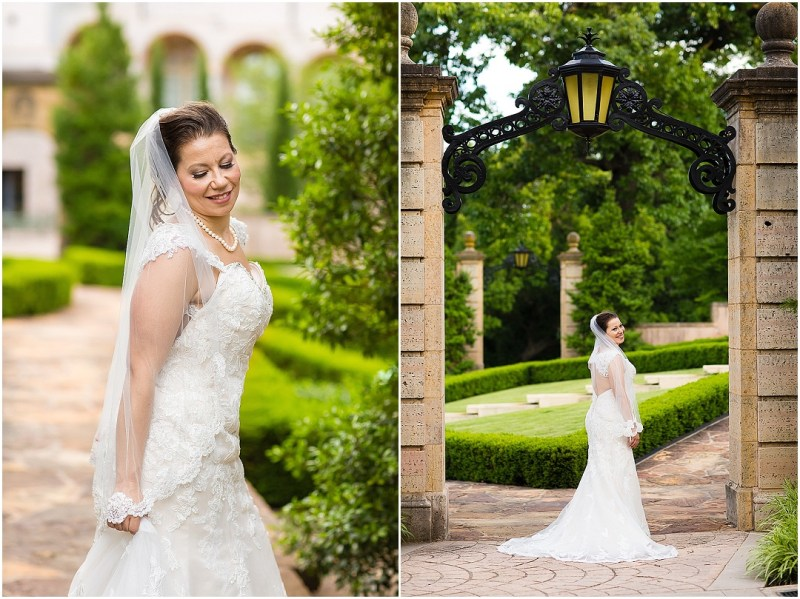Philbrook Museum of Art Wedding Bridal Picturesque Photos by Amanda_0028