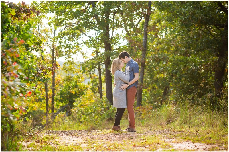 Tulsa Oklahoma Engagement Picturesque_0001