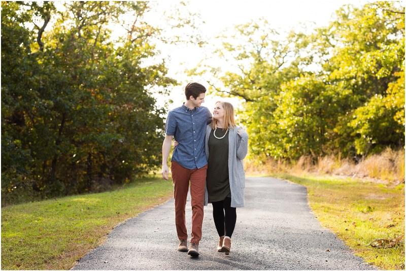 Tulsa Oklahoma Engagement Picturesque_0005