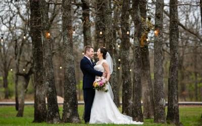 Lyndsey + Kyle   Post Oak Lodge Wedding
