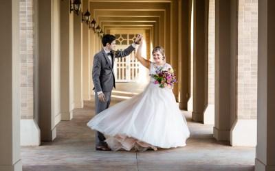 Jennifer + Matt | Asbury United Methodist Church Wedding and Camp Loughridge Reception