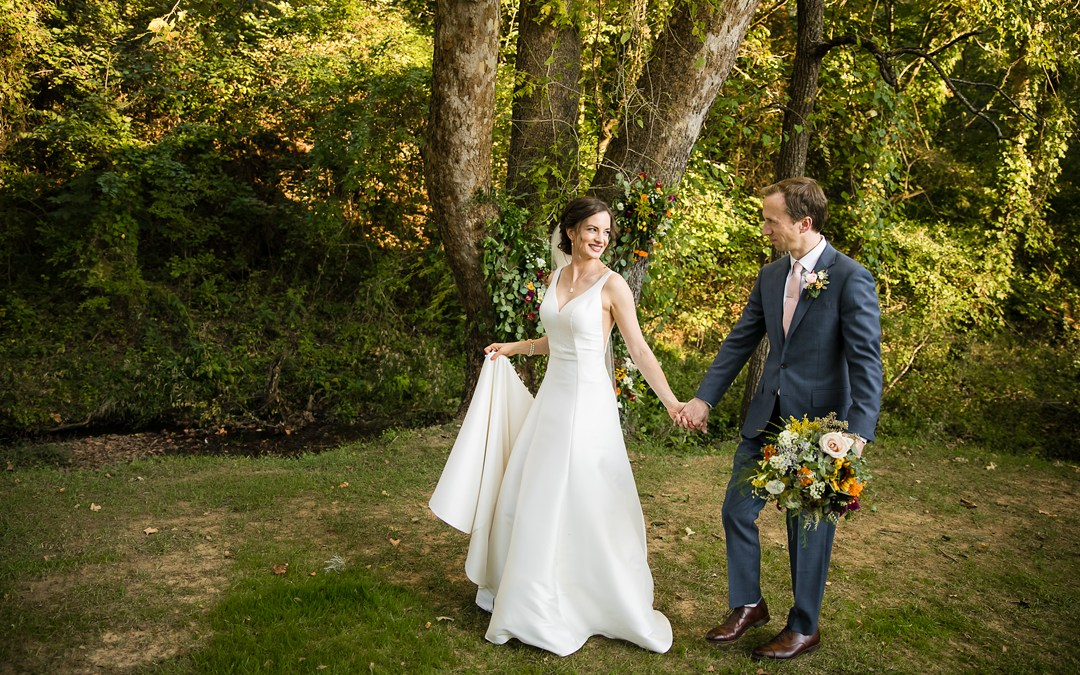 Lizzie + Marc | Spain Ranch Wedding | Jenks, Okla
