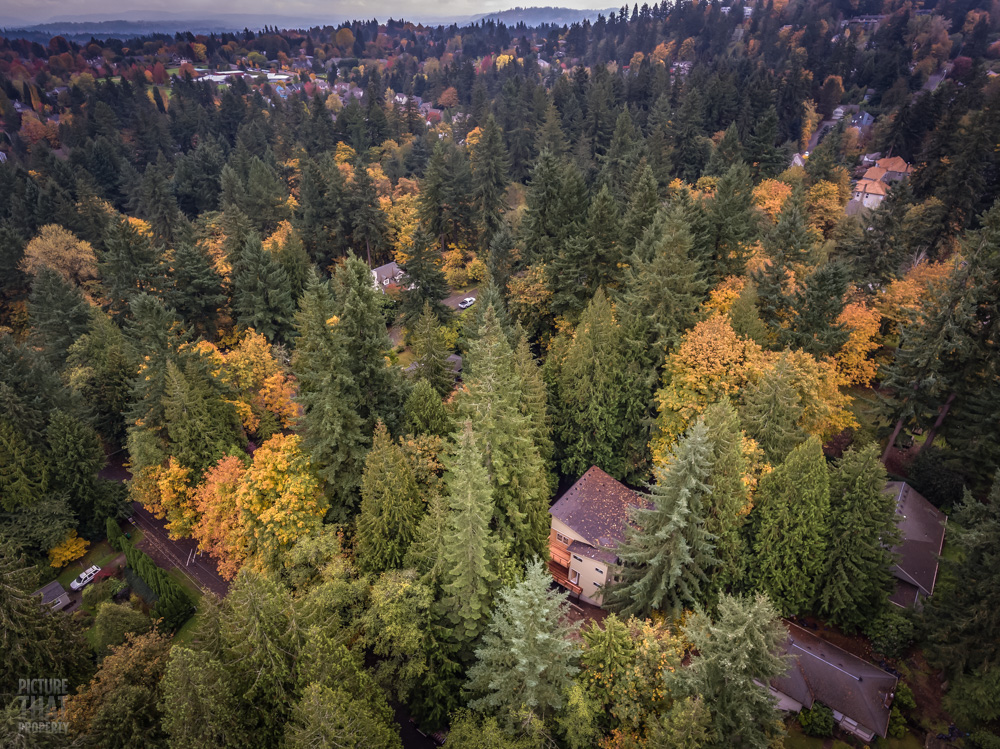 Aerial Drone Photography, Portland OR   PictureThatProperty.com