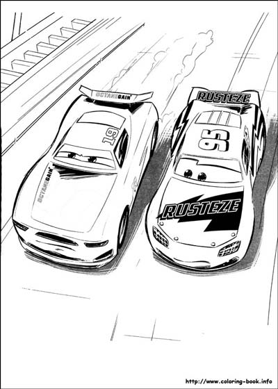The Lesbian Secret Revealed: Lightning Mcqueen Coloring Pages Cars 3 For  Great Sex. - Charlotte Kids Moms