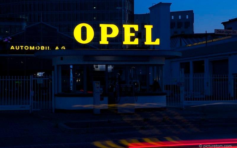 Opel in Ehrenfeld
