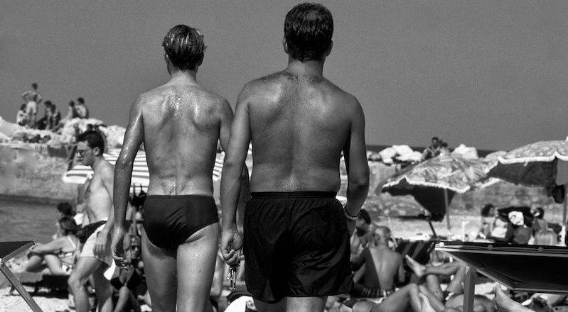 Männer am Strand ©picturetom
