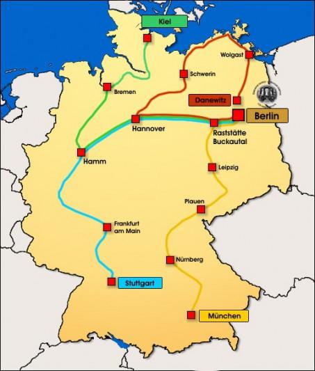 BU Sternfahrt 2015
