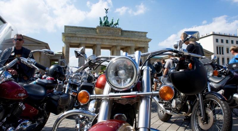 Sternfahrt Biker Union 2015