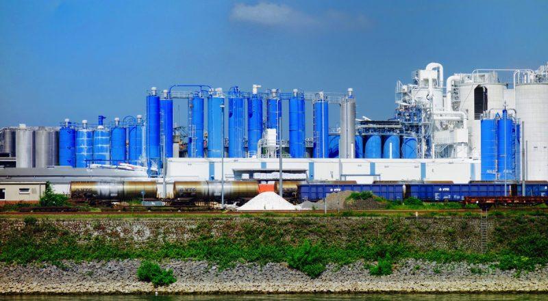 Chemical Area ©picturetom