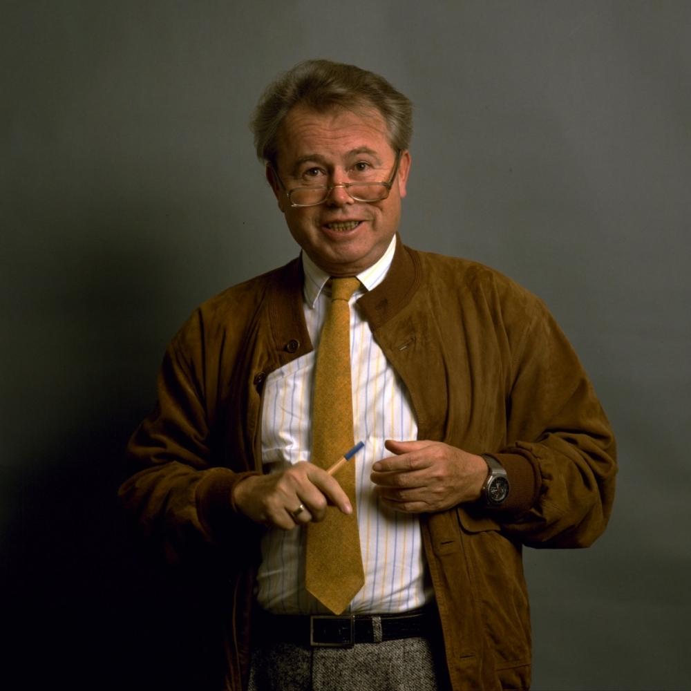 Eduard Zimmermann, Journalist Aktenzeichen XY ungelöst