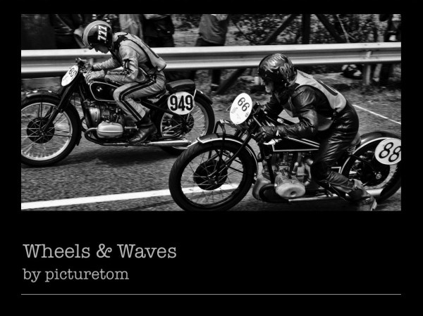 Wheels and Waves eBook by picturetom
