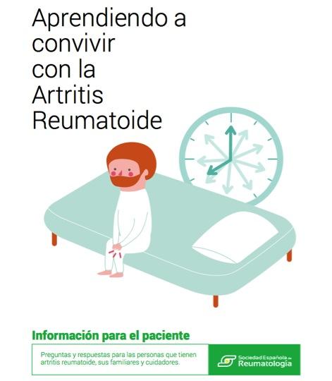 Guía para pacientes con artritis reumatoide