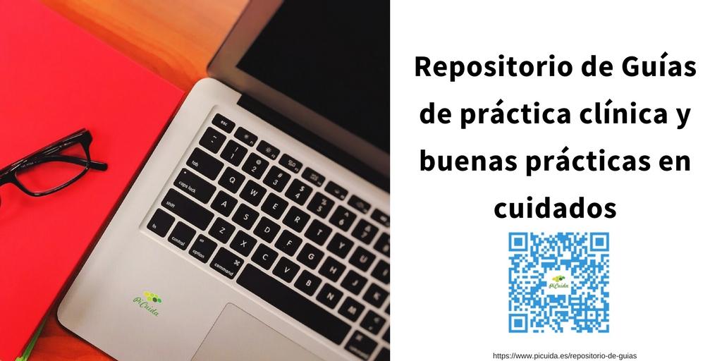 Repositorio de guías de práctica clínica y buenas prácticas en cuidados