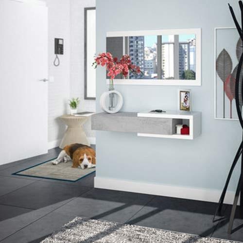 Ikea è un mobile da ingresso economico e di design che si sposa benissimo. Mobile Ingresso Fores Con Specchio Mobili Entrata Design Moderno Con Cassetto E Specchi Dimensioni 19x95x26 Cm