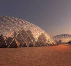 Життя на Марсі. Арабські Емірати планують побудувати місто на Червоній планеті