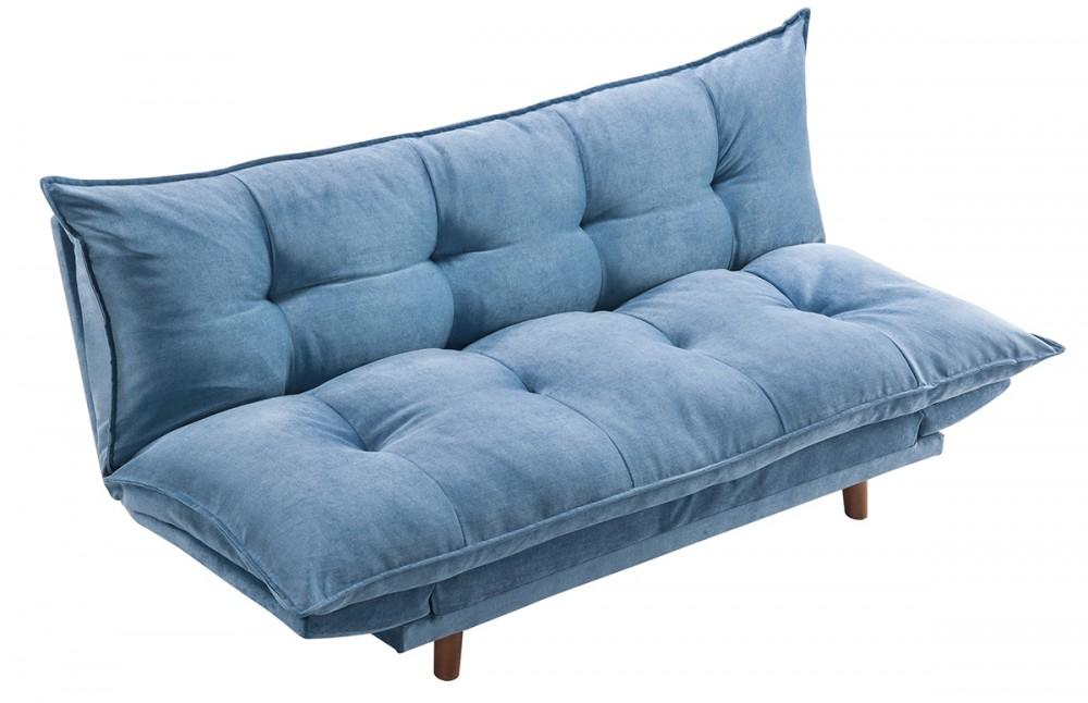 Clic Clac Confortable Design Scandinave Bleu Pice Vivre