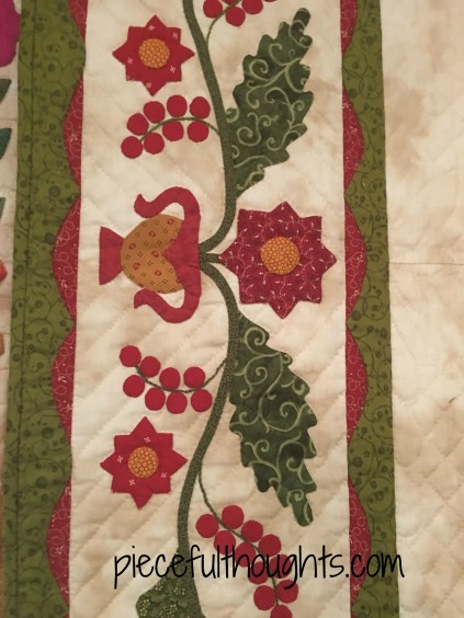 1840's Revisited by Victoria Miller, Northfield Quilt Show 2017