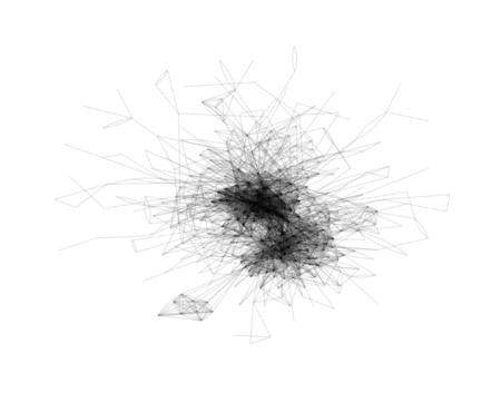 CRAN network zoom