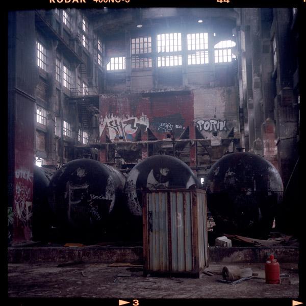 rüdersdorf, dead places - Pieces of Berlin - Collection - Blog