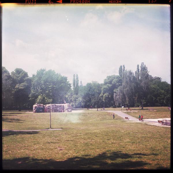 volkspark, friedrichshain, c-print, bilder, berlin - Pieces of Berlin - Collection - Blog
