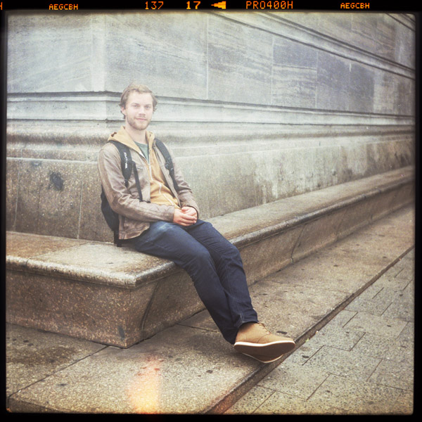 student, stuart, 22 - Pieces of Berlin - Book and Blog