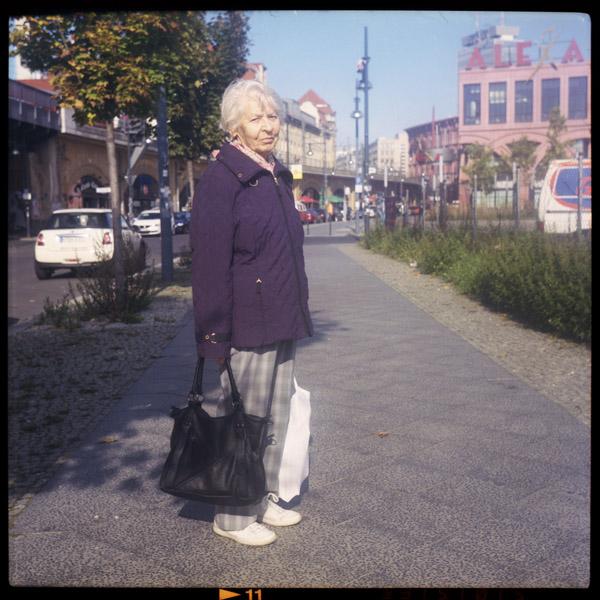 rentnerIn, mitte, liselotte, friedrichshain, 84 - Pieces of Berlin - Collection - Blog