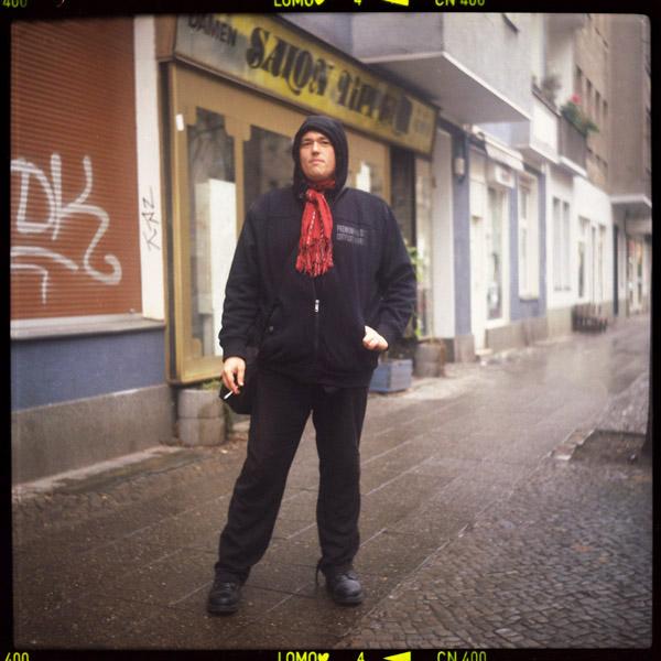 portrait, politikerIn, neukölln, komikerIn, georg, filmemacherIn, berlin, 32 - Pieces of Berlin - Collection - Blog