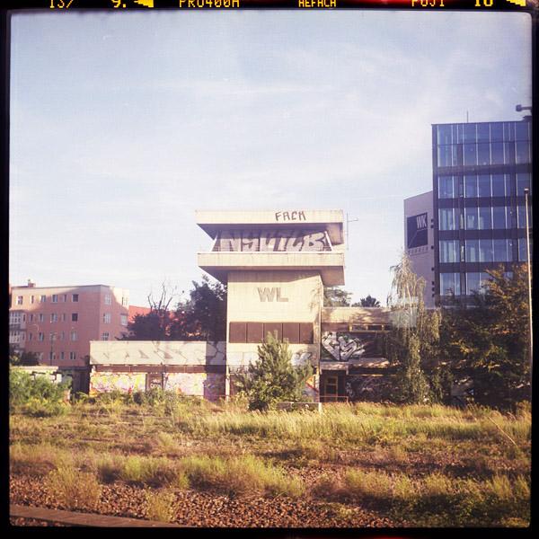 stellwerk, innsbrucker platz, gone, berlin - Pieces of Berlin - Collection - Blog
