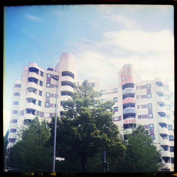 sightseeing, kreuzberg, kotti, berlin, architektur - Pieces of Berlin - Collection - Blog