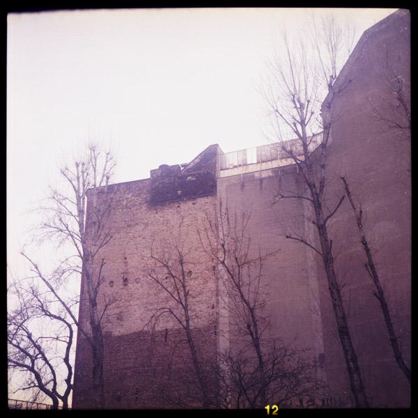 kreuzberg, firewall, berlin - Pieces of Berlin - Collection - Blog