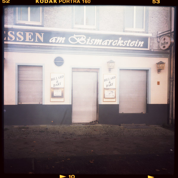 weissensee, kneipe, berlin - Pieces of Berlin - Collection - Blog