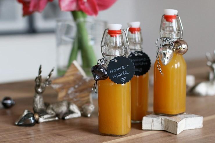 Rezept selbstgemachter Passionsfrucht-Essig