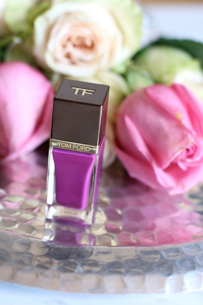 Meine liebsten Nagellackfarben für den Frühling, Tom Ford African Violet