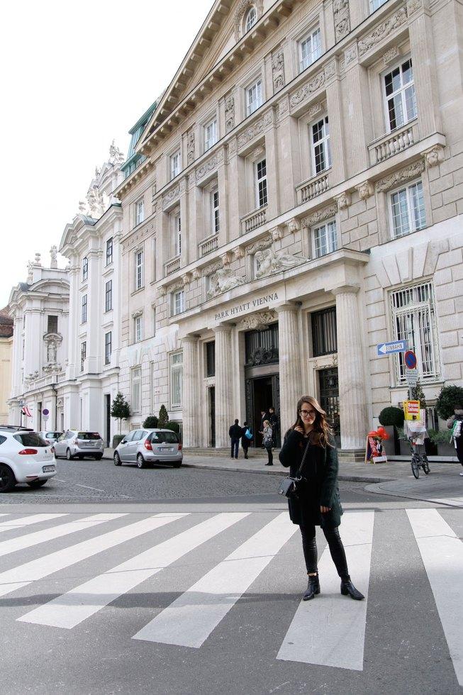 Hotel Review vom Park Hyatt Vienna in Wien