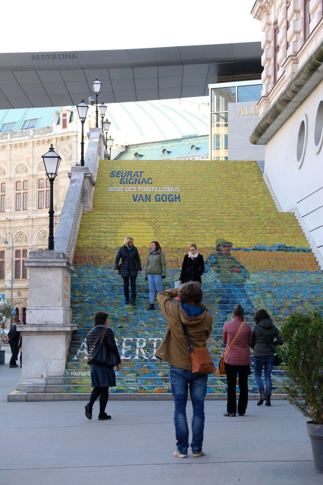 Meine 5 Highlights in Wien - Albertina Wien