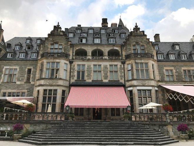 Reiseblogger Treffen Schlosshotel Kronberg