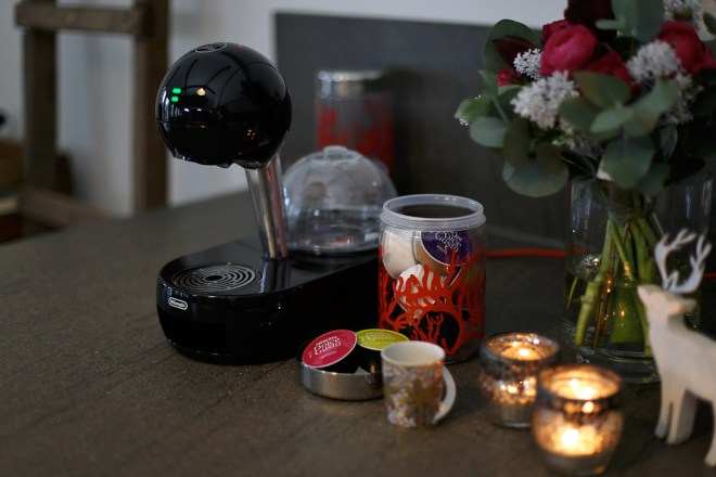 4. Advent mit Nescafe Dolce Gusto